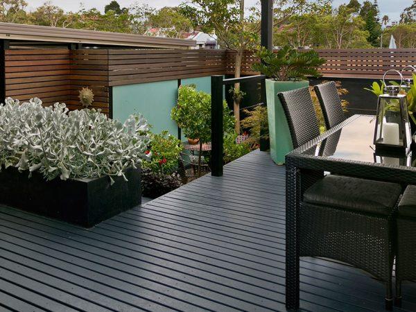 Ejemplos de espacios con piso deck
